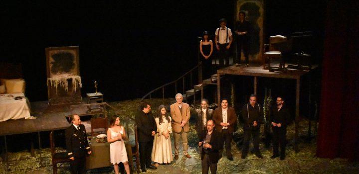 La Ópera Aura de Mario Lavista cautivó en el Conservatorio Nacional de Música