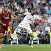 Roma vs Real Madrid, por boleto a octavos