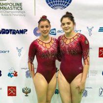 Gimnastas mexicanas hacen historia al llegar a la final de esta disciplina en Rusia