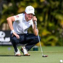 Golfista mexicano Benítez va por Campeonato PGA Tour Latinoamérica