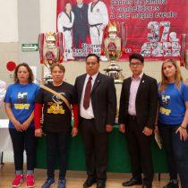 Taekwondo mexicano recordó a Mario Herrera