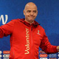 Conmebol respalda reelección de Gianni Infantino en FIFA