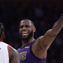 LeBron quinto máximo anotador de la NBA
