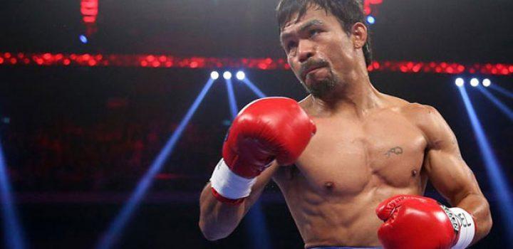 Insiste Manny Pacquiao con la revancha