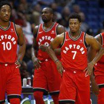 Raptors sufre segundo revés en temporada NBA