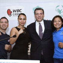 Ibeth Zamora expone título mundial