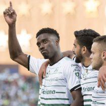 Santos Laguna y América empatan 1-1 en disputado encuentro