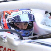 Tatiana Calderón probará el Sauber C32-Ferrari en Fiorano