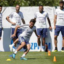 Selección mexicana trabaja en gimnasio rumbo a duelos con Argentina