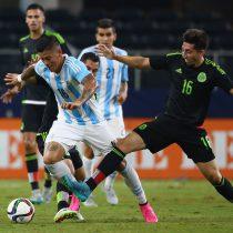 México a sacarse la espina ante Argentina