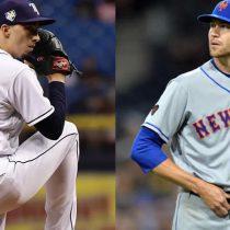 Lanzadores de Rayas y Mets, Blake Snell y Jacob deGrom ganan Cy Young en Grandes Ligas