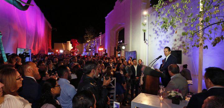 Inauguran el Museo de Arte Contemporáneo Querétaro