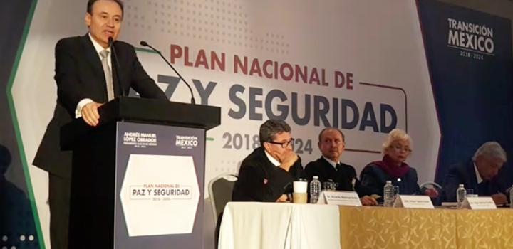 """Las """"buenas intenciones"""" del Plan Nacional de Paz y Seguridad"""