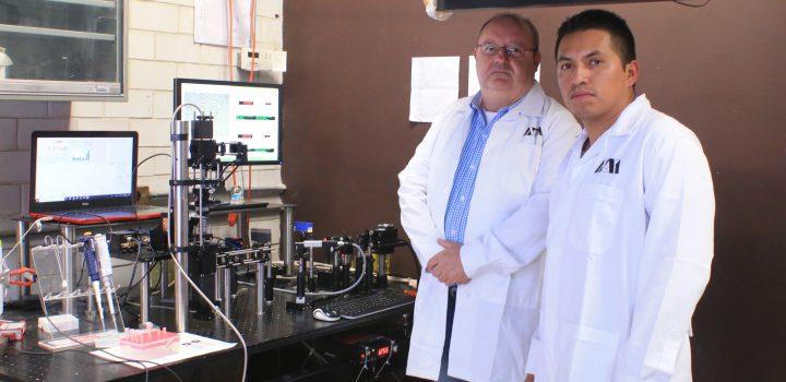 Diseña la UAM sistema de pinzas ópticas para el diagnóstico de diabetes mellitus