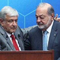 Carlos Slim y López Obrador, desencuentros