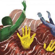 El abuso de poder y los partidos políticos en decadencia