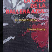 La caza de la ballena azul, una novela sobre el desencanto y el suicidio juvenil