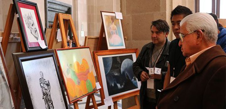 Antorcha invita al XIV Concurso Nacional de Pintura