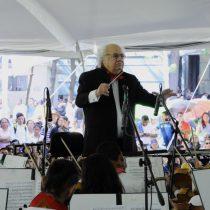 Concierto de gala Sinfonía Vapor, toda una tradición en Puebla