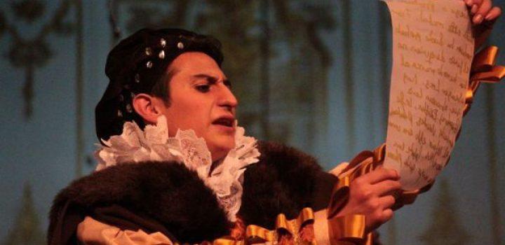Entrevista: Lo que presentamos aquí en San Luis supera por mucho el teatro mexicano comercial: Vania Mejía