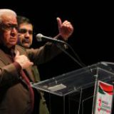 Hay que cambiar el modelo neoliberal con el apoyo del pueblo: Aquiles Córdova