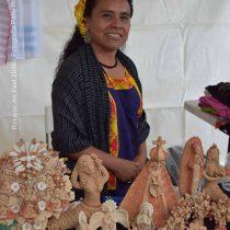 Enedina Vásquez, más de 50 años dedicada a recuperar la tradición del barro al pastillaje