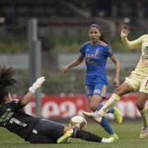 América pierde ventaja y Tigres se lleva empate en final de ida femenil