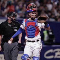 Astros firma al cátcher Robinson Chirinos para 2019 en MLB