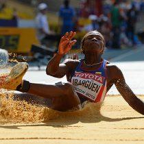 La colombiana Caterine Ibargüen es elegida como mejor atleta del año