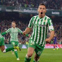 Por lesión, Real Betis prescindirá de Andrés Guardado por cuatro semanas