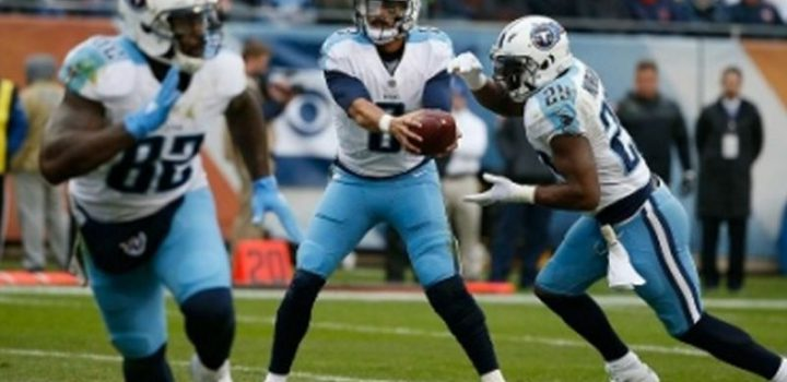Mariota y Titanes, ante Jaguares, rumbo a playoffs