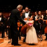 La Sala Nezahualcóyotl disfrutó repertorio de la Orquesta Sinfónica de Chimalhuacán