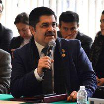Diputado Brasil Acosta en favor de priorizar fondo metropolitano para 2019