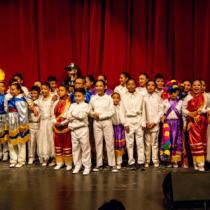 Grupos chimalhuacanos de danza y baile obtienen pase a eliminatoria estatal