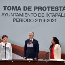 Plantea Maricela Serrano 10 acciones de trabajo en su toma de protesta