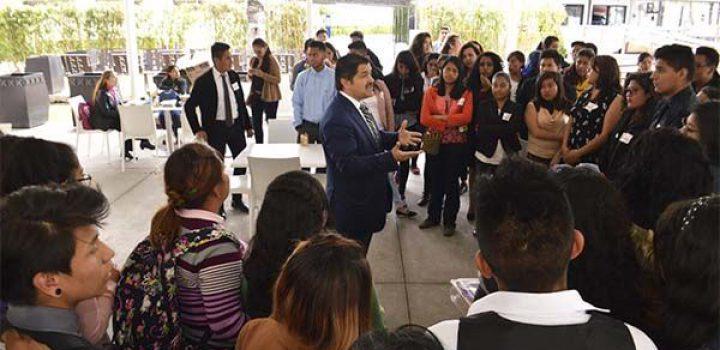 Desde el Congreso, Antorcha respalda a los mexicanos humildes