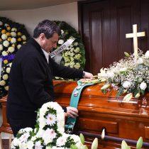 Emotivo adiós a Alberto Reyes