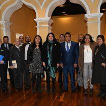 La secretaria de Cultura Alejandra Frausto se reúne con representantes del Sindicato Nacional Democrático de Trabajadores