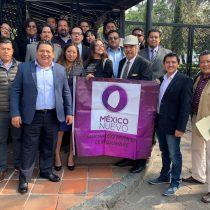 Buscarán el registro de México Nuevo, como partido parabrindar oportunidades a las nuevas caras de la política