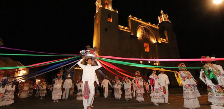 Mérida Fest 2019 desata la fiesta en el aniversario de la capital yucateca