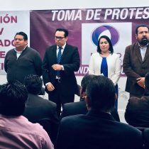 La organización política México Nuevo, nueva alternativa para el país