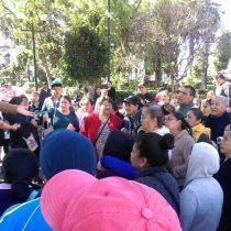 Piden antorchistas de Tláhuac audiencia con alcalde Raymundo Martínez