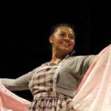 Integrantes del Ballet Margarita Morán se preparan para eliminatoria cultural estatal