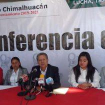 Por negativa del gobierno federal, Chimalhuacán prepara concentración de 60 mil vecinos