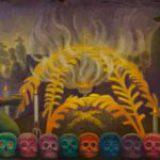 Arturo Estrada, tesoro vivo de la pintura michoacana