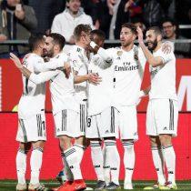 Real Madrid domina 3-1 a Girona y avanza a semifinales