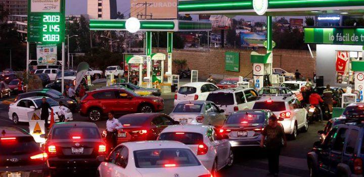 Desabasto de gasolina; el costo de mala decisión y mala estrategia