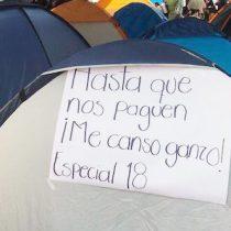 No hay operación política para resolver conflicto de CNTE en Michoacán