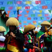 Los Parachicos, fiesta multicolor que preserva la tradición