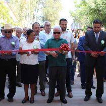 Inauguran techado del Instituto Tecnológico de Tecomatlán